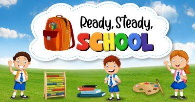 School ready banner