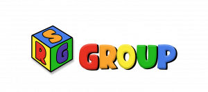 Ready Steady Group Logo with White writing