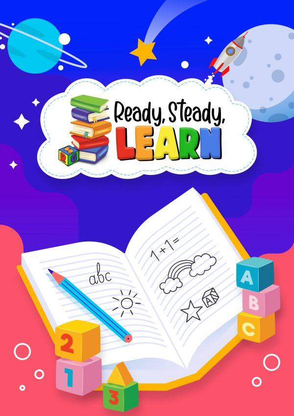 Ready Steady Learn Cover