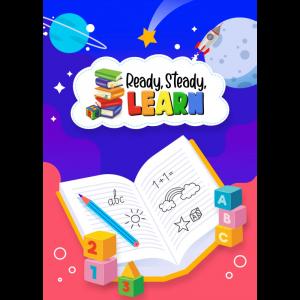Ready Steady Learn School Ready Activity