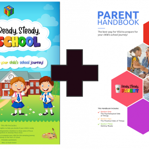 Parent and school readiness bundle